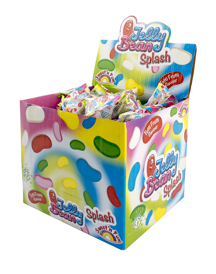 Jelly bean splash – želé fazolky 8g