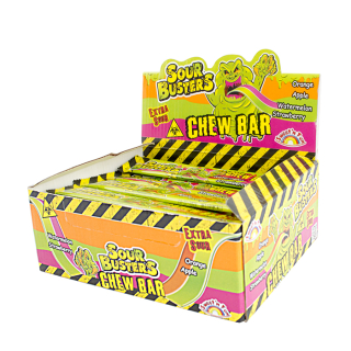 Sour Busters chew bar  20g