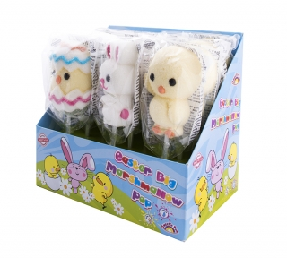 Easter Big Marshmallow Pop  35g