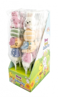 Funny Bunny Mallow Pop  45g