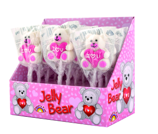 Jelly Bear Pop 18g  - 18g