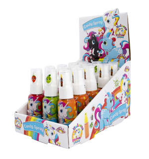 Unicorn Candy Spray - kyselý sprej 25ml