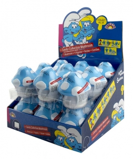 Smurfs Candy Collection Mushroom, 10 g