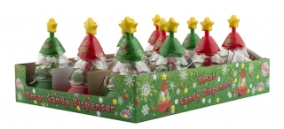 Xmas Tree Candy Dispenser - zásobník na bonbónky 10g
