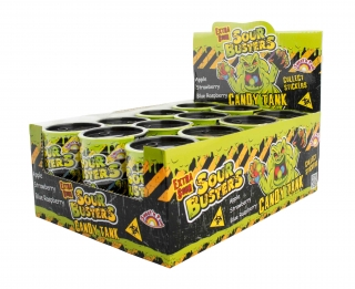 Sour Busters Candy Tank – kyselé 40g